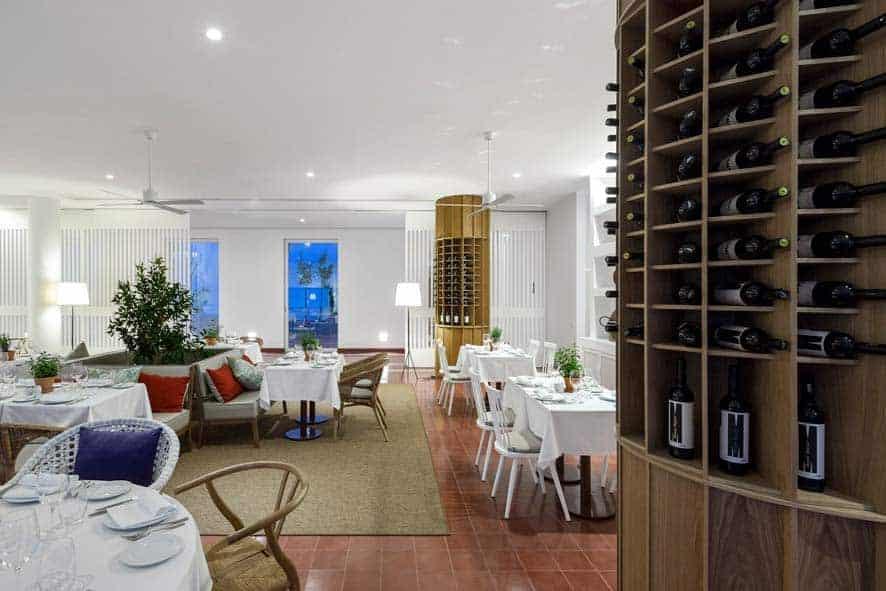 Restaurante Cardo, Ecorkhotel