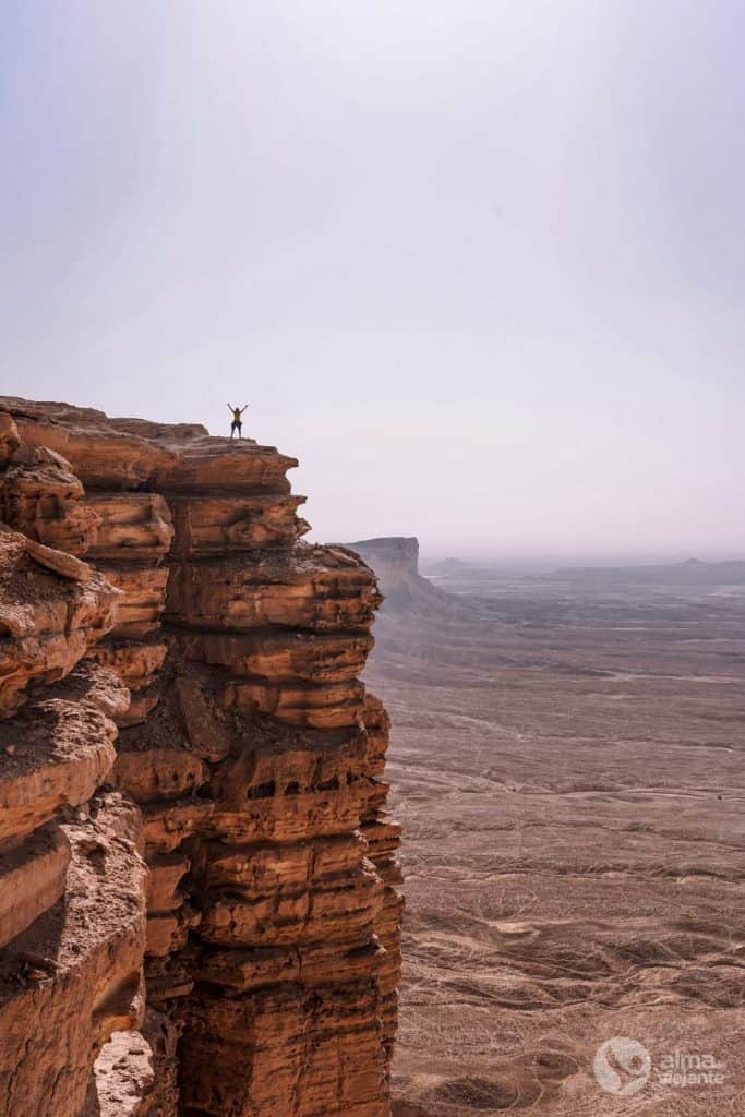 Edge of the World, Arábia Saudita