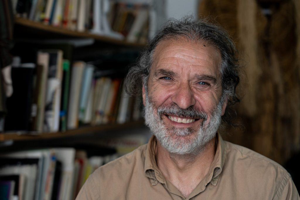 Eduardo Correia, diretor artístico do Teatro do Montemuro,