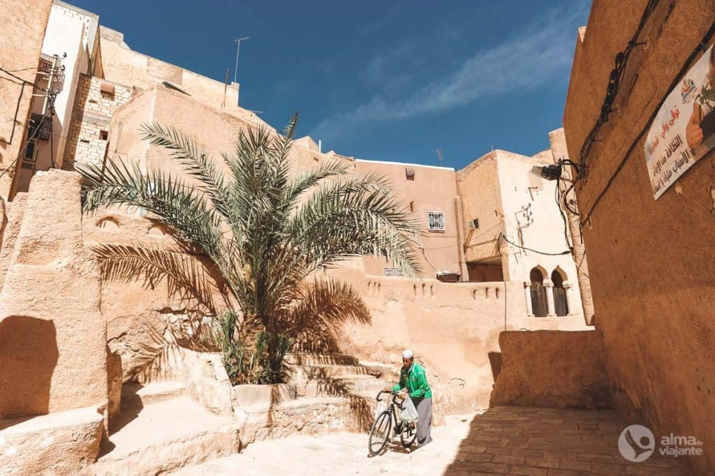 Villaggi a Ghardaia, in Algeria