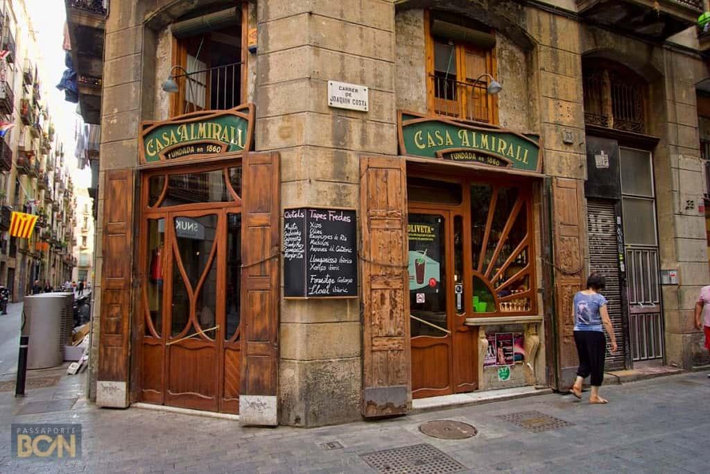 Aplankykite Barseloną: Barrio El Raval