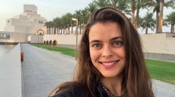 Doha por quem lá vive: Elizabeth Braga