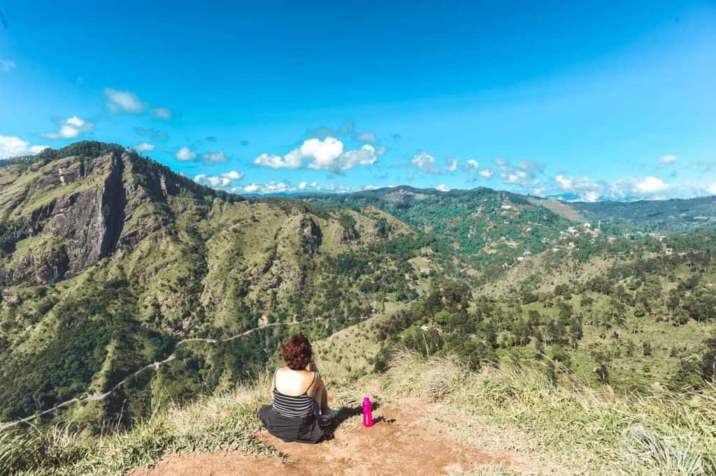 O que fazer em Ella: Little Adam's Peak