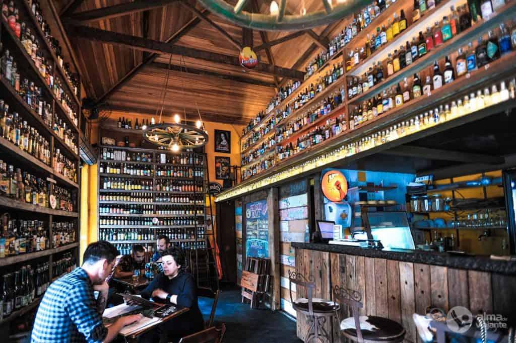 Roteiro São Paulo: bar em Vila Madalena