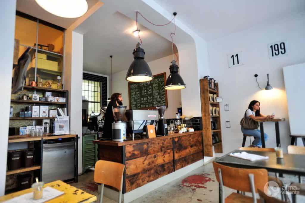 Café Ernst, melhor café de Colónia