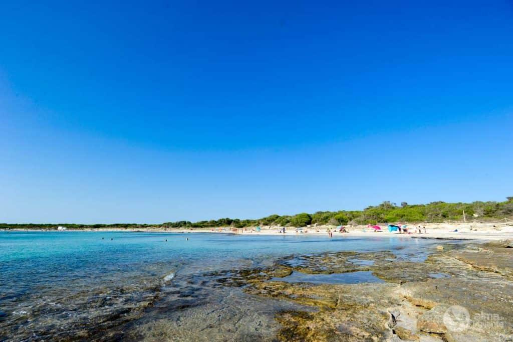 Paplūdimys Es Trenc