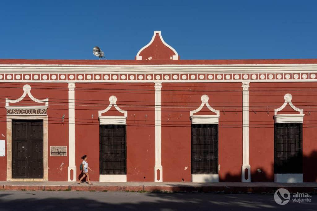 Espita, perto de Valladolid
