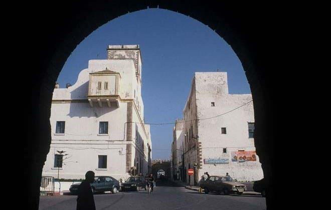 O canto secreto de Essaouira