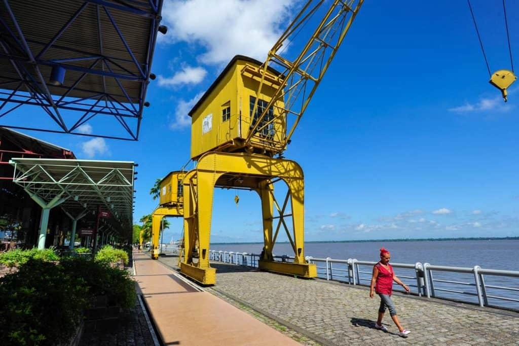 Onde ficar em Belém: Estação das Docas