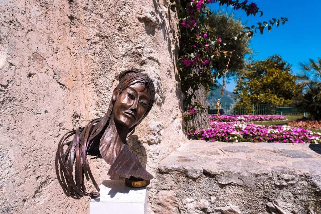 Jardim Princesa de Piemonte, Ravello