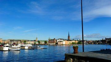 Estocolmo: amor à primeira visita