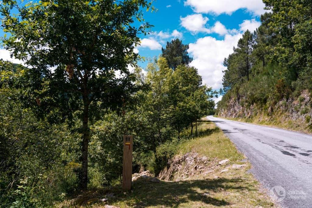 Estrada N304, Sistelo