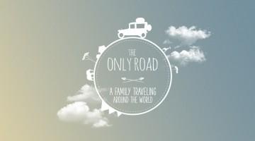 Estrada para a felicidade (uma lenta volta ao mundo em família)