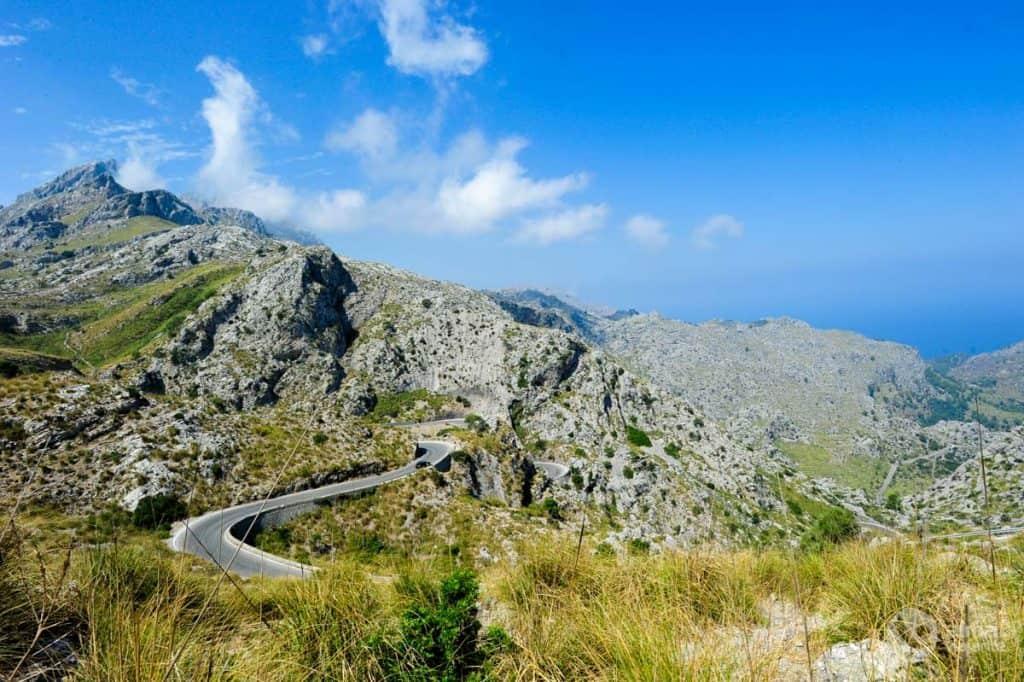 Kelias į Sa Calobra