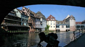 Estrasburgo, a outra capital europeia
