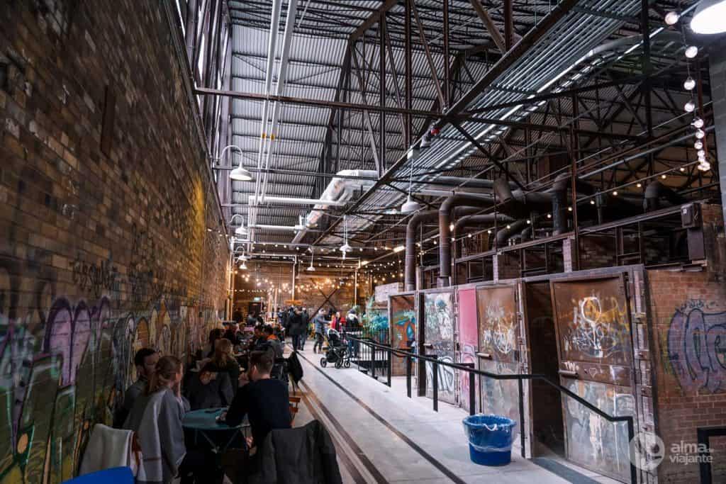 O que visitar em Toronto: Evergreen Brick Works