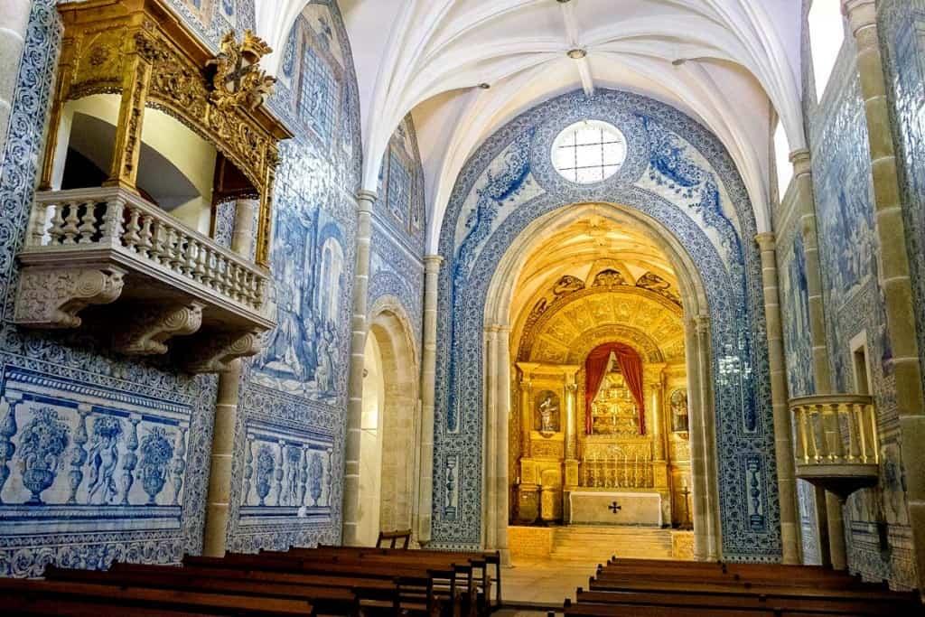 Kostol Loios Évora
