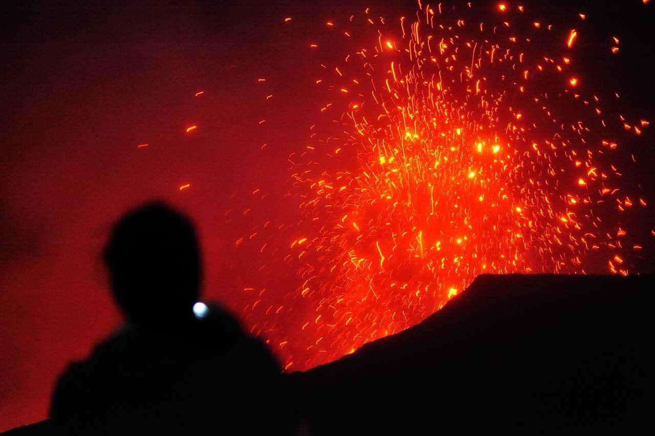 Yasur Volcano, Tanna, Vanuatu