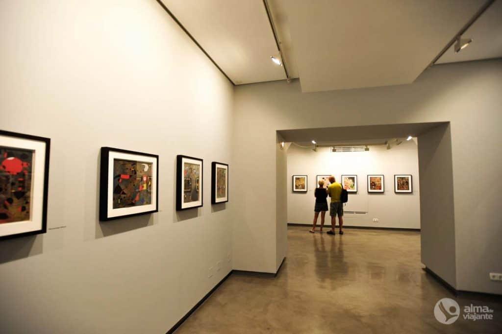 Exposições de Picasso e Miró em Soller