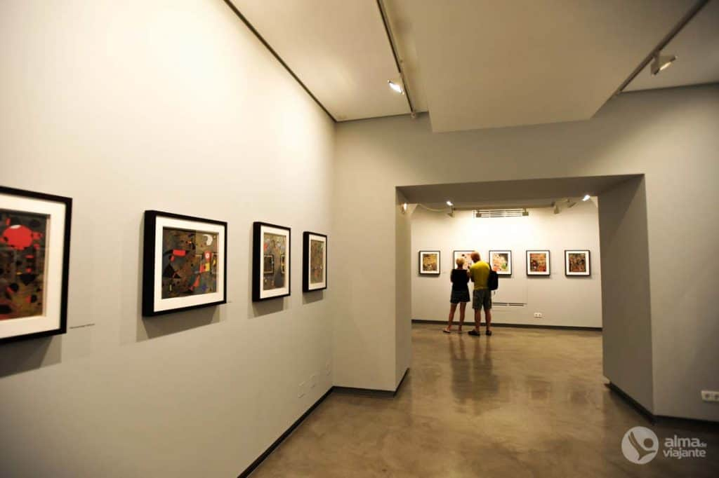 Picasso ir Miró parodos Solleryje