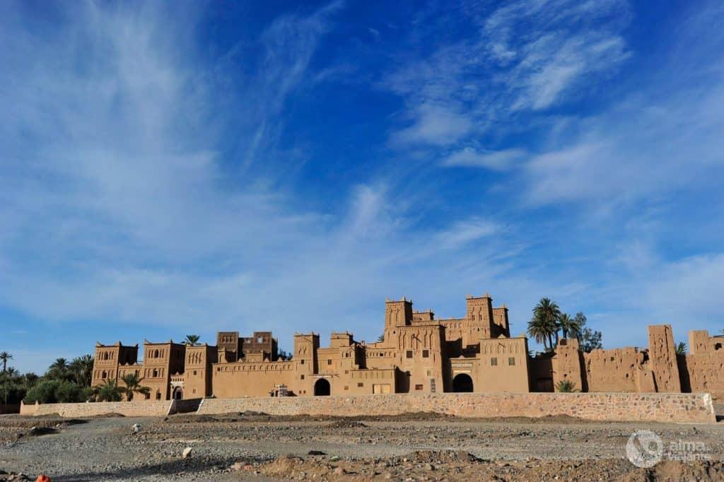 Kasbah Amridil Skoura, Marokas