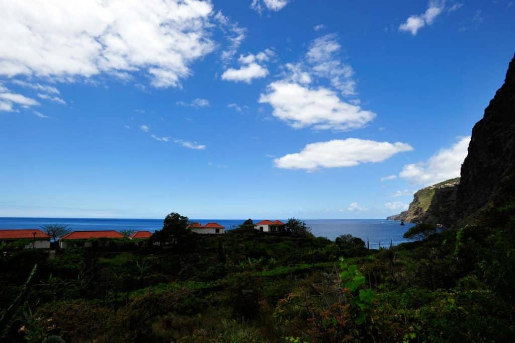 Casas de turismo rural na Fajã dos Padres