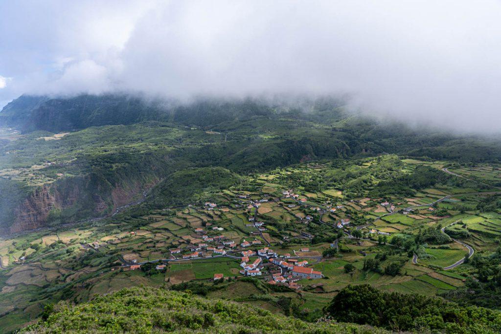 O que ver: Fajãzinha, Flores, Açores
