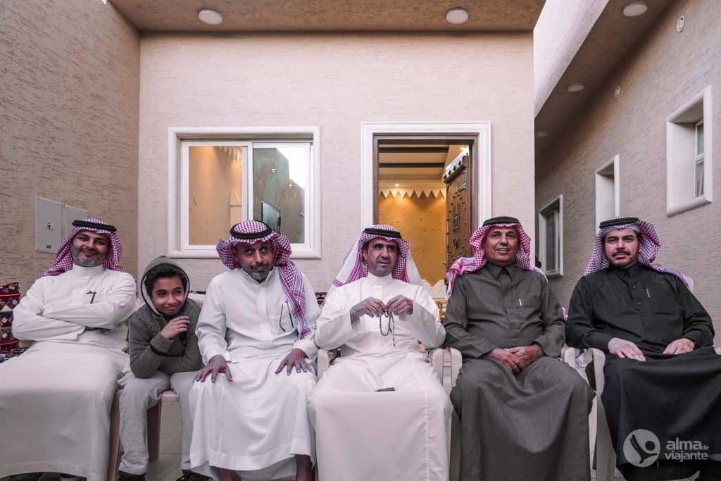 Hospitalidade saudita