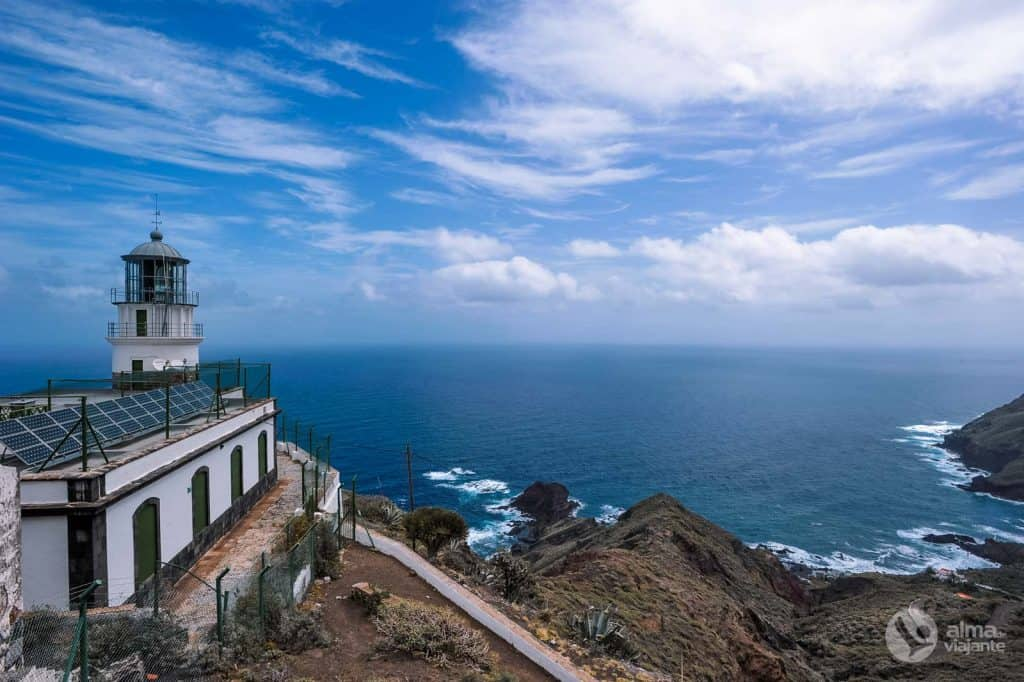 Lighthouse of Anaga, Roque Bermejo, Tenerife