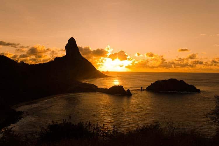 Zalazak sunca u Fernando de Noronha, Brazil Uvjeti, uvjeti i pravila o privatnosti