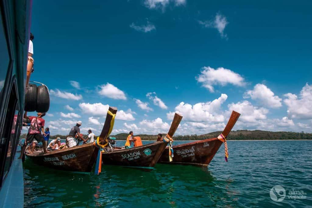 Ferry Krabi - Koh Lanta