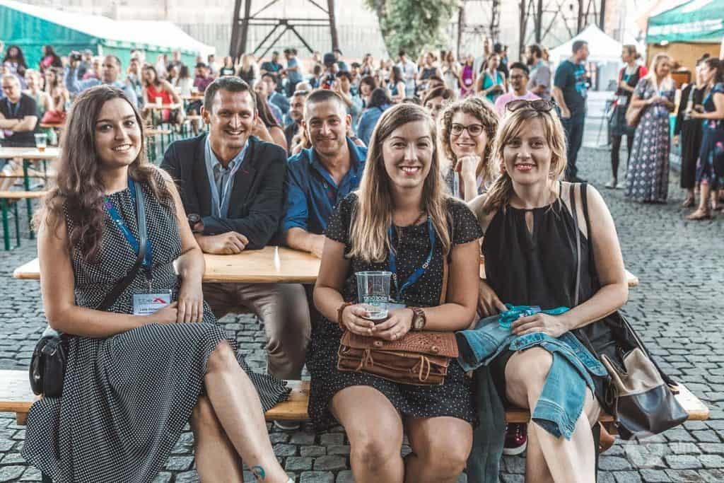 Festa de abertura do TBEX, Ostrava