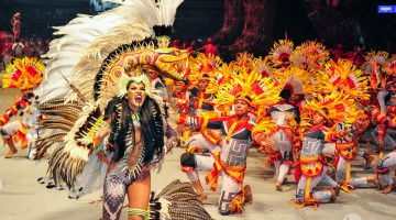 "Festivaliai Brazilijoje: ""Parintins"" festivalis"