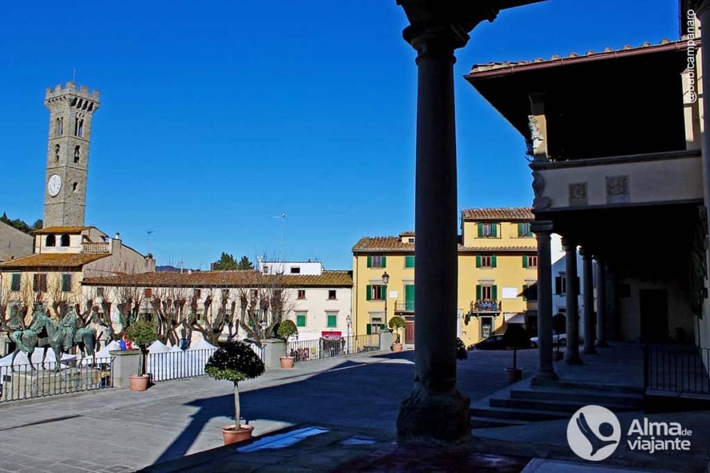 Bairro Fiesole, visitar Florença