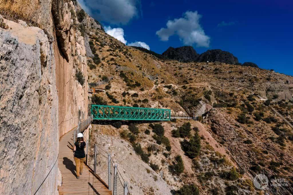Caminito del Rey, Spānija