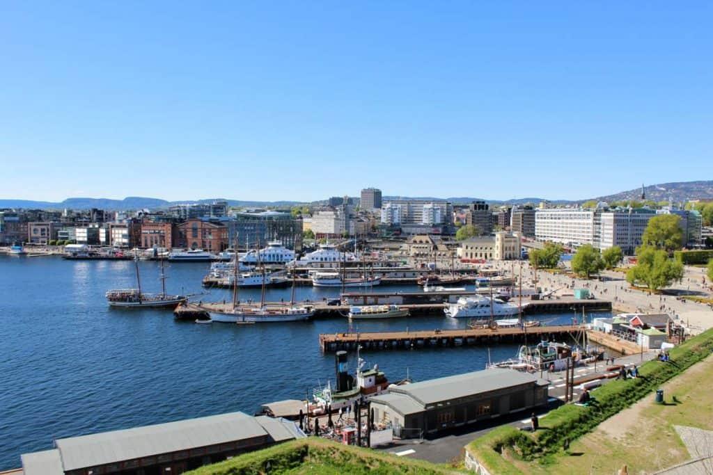 Fiorde, Oslo