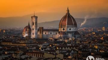 Obiščite Firence v Italiji