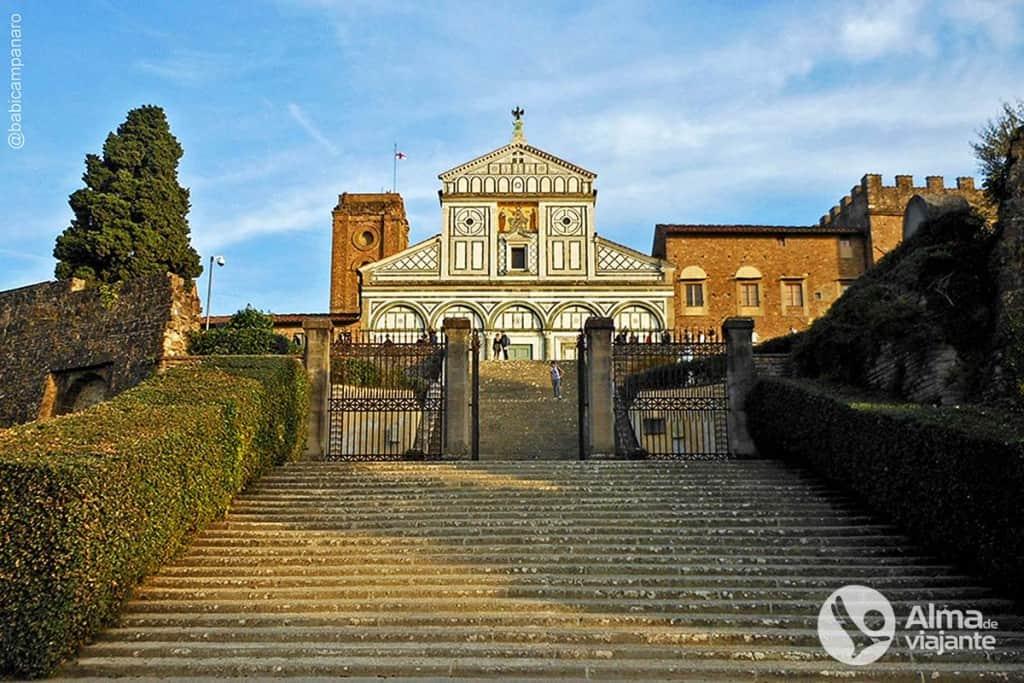 Visitar Florença: Igreja de San Miniato al Monte