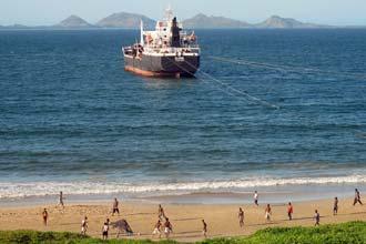 Fort Dauphin, em Madagáscar