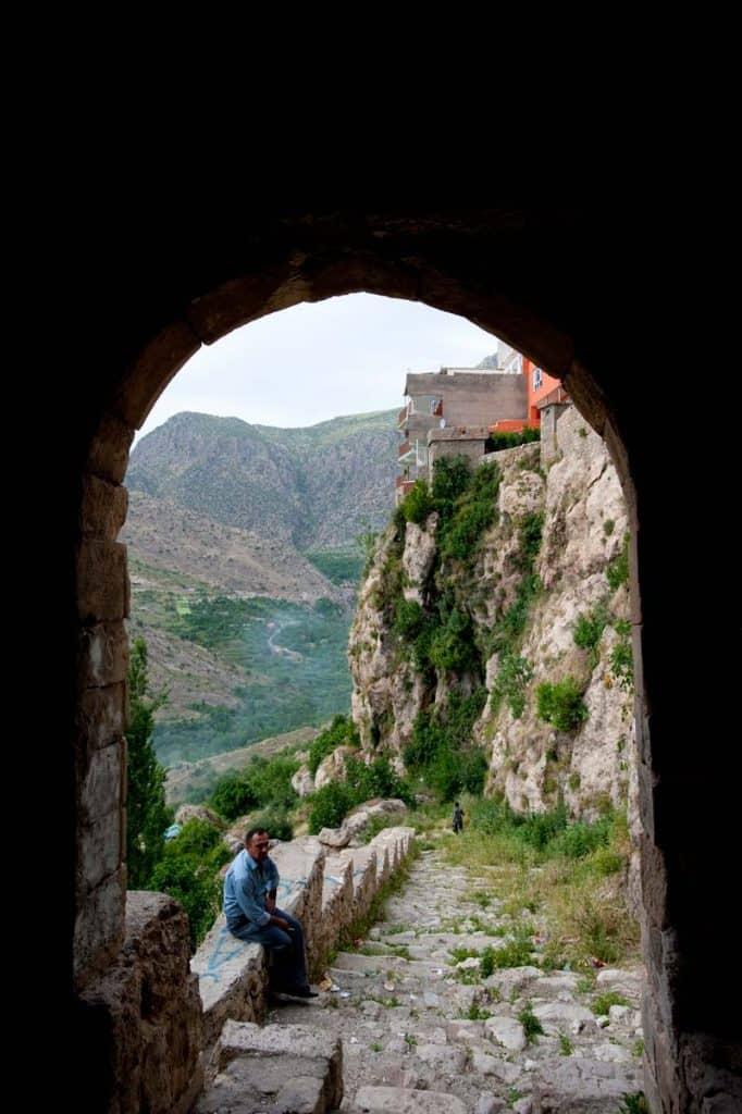 Fortaleza de Amadiyah