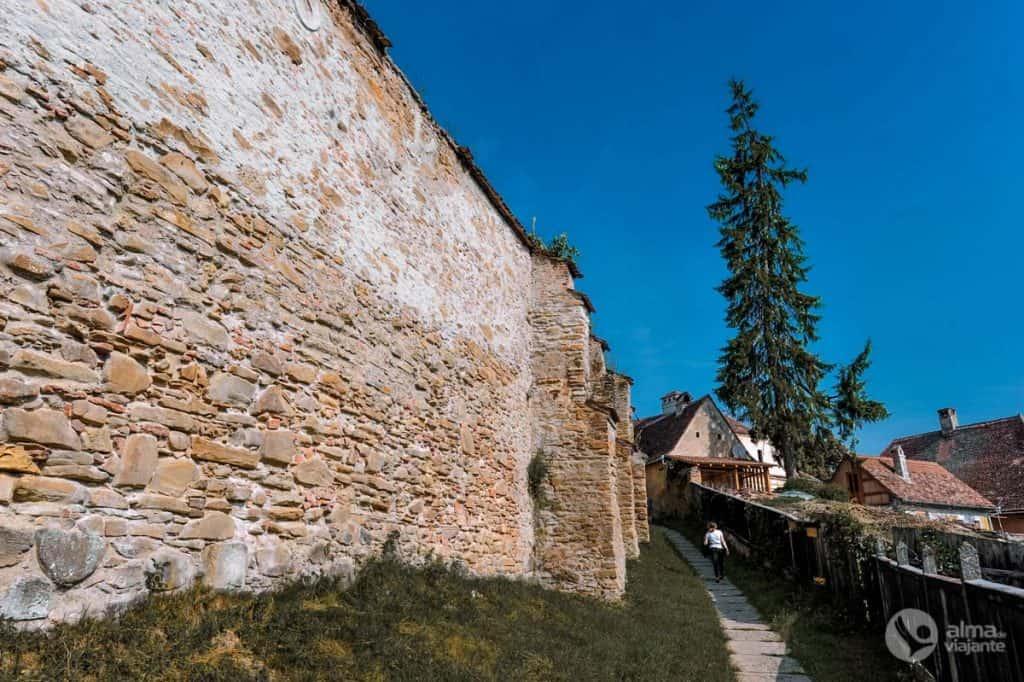 Igreja fortificada de Biertan, Roménia