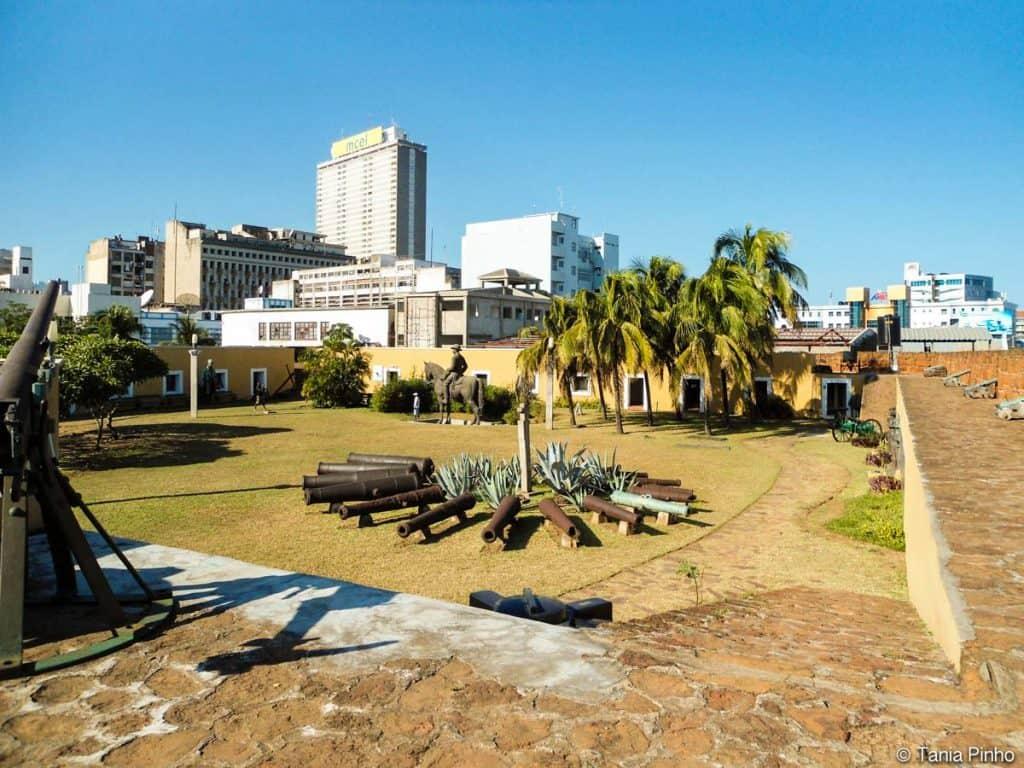 Viver em Maputo: Fortaleza