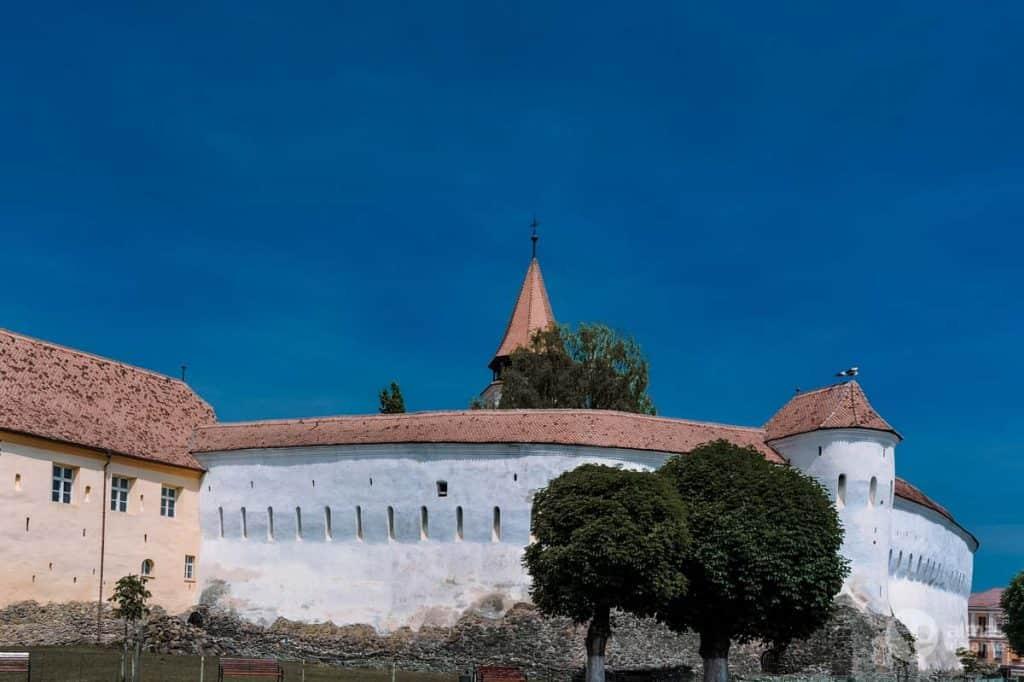 UNESCO: Eglise fortifiée de Prejmer
