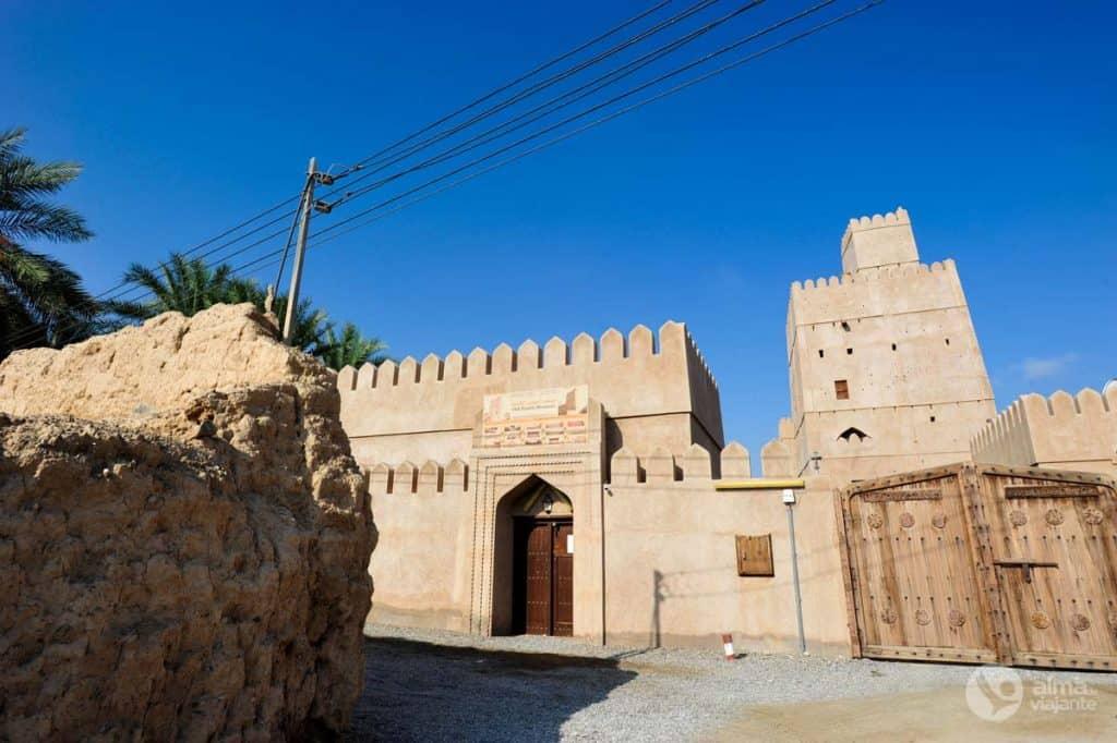 Forte Al Kamil, Omã