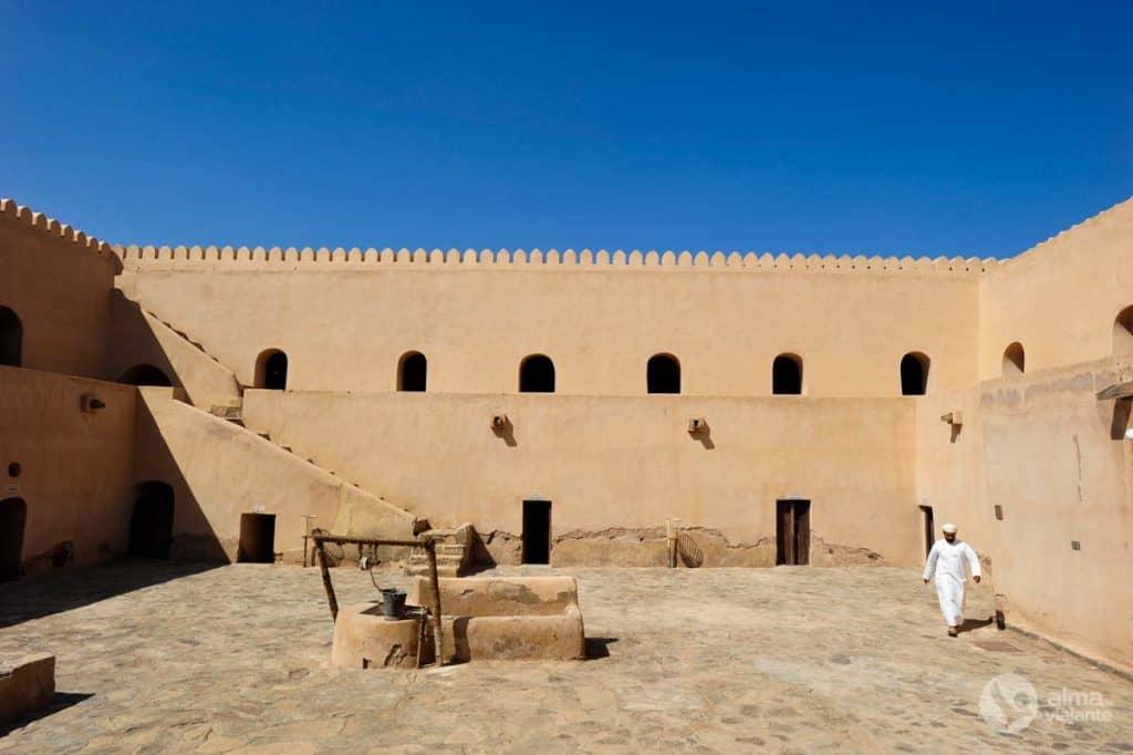 Forte Al Mintarib Omã