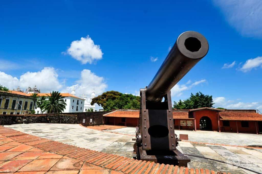 O que visitar em Belém: Forte do Castelo