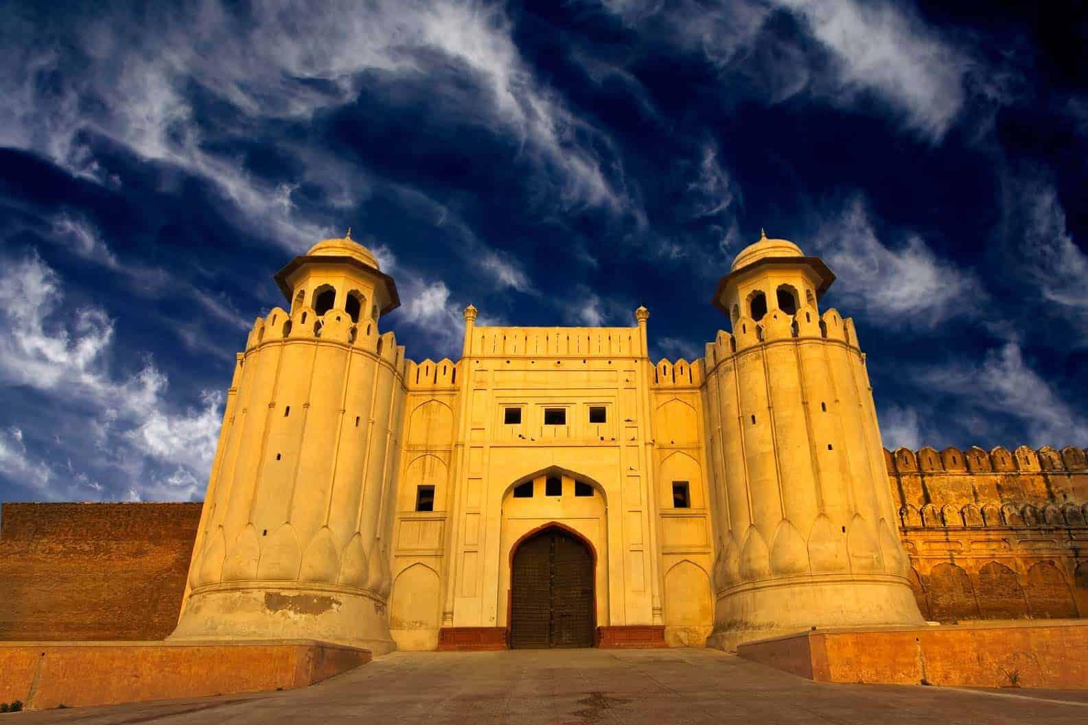 Forte de Lahore, Paquistão