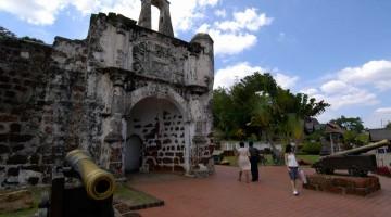Portúgalska virkið í Malacca