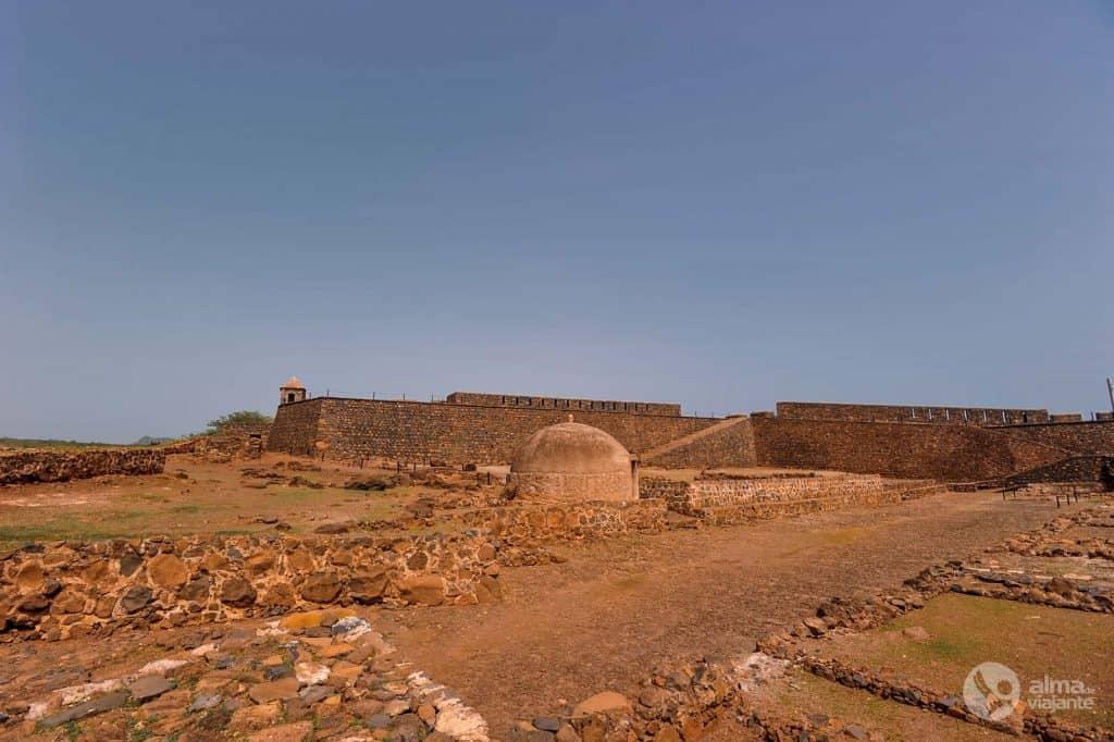 Fort Real de Sant Filipe, Santiago