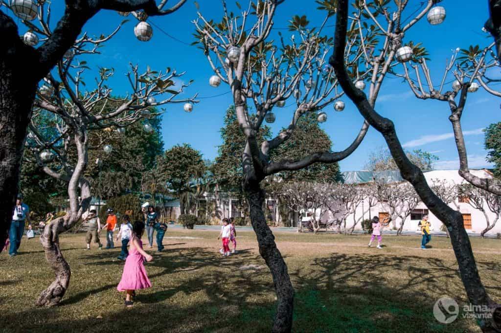 Forte Santiago, Intramuros